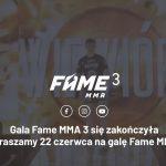 Obstawianie FAME MMA 4. Zakłady przez internet