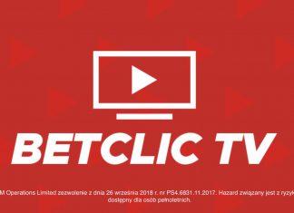 BetClic transmisje meczów online. Oglądanie sportu bez opłat!