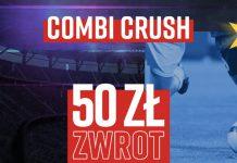 Combi Crush, czyli 50 złotych od Betclic na Ligę Mistrzów!